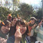 【ハコネエコビレッジの餅つき大会&森の歌会】(2015/12/29)