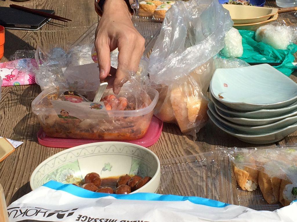 ポットラックパーティのお料理たち2