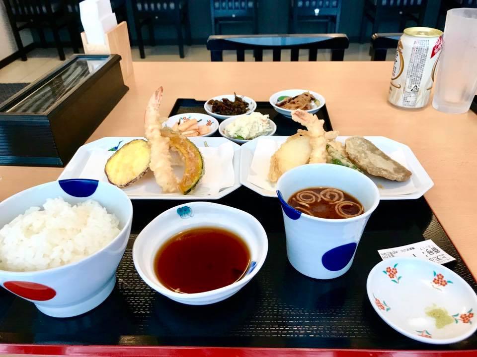 博多天ぷら専門店 おひるごはん