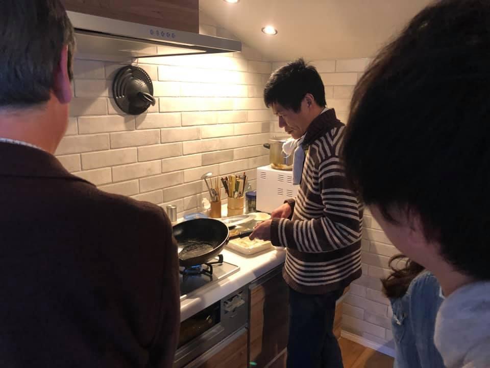 料理講座の様子1