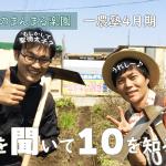【自然農】聖徳太子?1を聞いて10知れちゃうかも(2019/04/06)