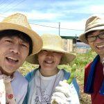 【自然農】大豆の種まきを学ぶ(一農塾5月期)(2019/05/26)