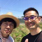 【自然農】何千年もの命のつながり!ツタンカーメンエンドウ(2019/05/30)