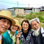 【自然農】種採り三昧♪体験イベントにて・・・(2019/06/08)