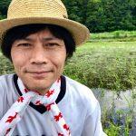 【稲作挑戦中】意外に〇〇♪田んぼの草取り(201906/19)