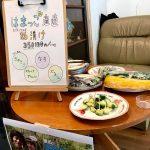 【マルシェ出店!はまっこ野菜の漬物】(2019/06/12)