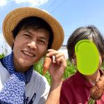【自然農】農作業が大変とお困りの方へ♪すっきりしていただきました(2019/08/25)
