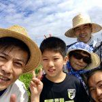 【自然農】農園体験イベント開催!生き物に夢中♪(2019/09/22)