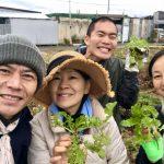 【自然農】農業塾開催!大豆の収穫実習、里芋・ヤーコンの地中保存、メタルマッチ(2019/12/30)