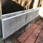【貯水槽建設】鉄筋立てて壁の二段目を積む(2020/02/13)