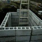 【貯水槽建設】あと少し、時間が足りない、あと3つだけ(2020/02/25)